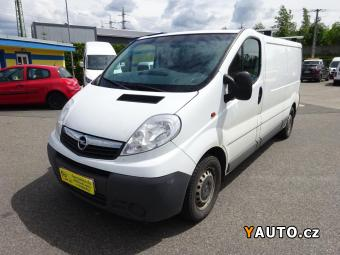 Prodám Opel Vivaro 2.0DCI LONG