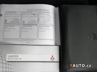 Prodám Mitsubishi Lancer 1.6 MIVEC 86 kW ČR 2015 SERVIS