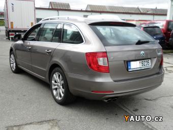 Prodám Škoda Superb 2.0 TDI ČR XENONY CÉBIA DPH