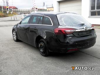 Prodám Opel Insignia COSMO 120 kW XENON AUT. KŮŽE