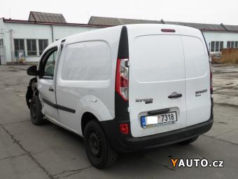 Prodám Renault Kangoo 2014 ČR ODP. DPH CÉBIA