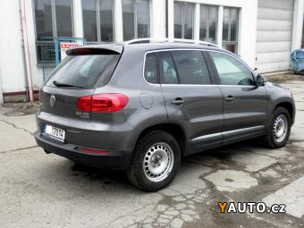 Prodám Volkswagen Tiguan 4x4 DSG XENON ČR KŮŽE CÉBIA