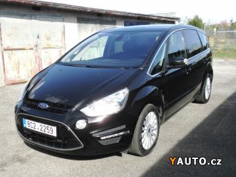 Prodám Ford S-MAX TITANIUM KŮŽE NAVI DPH