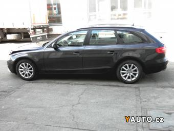 Prodám Audi A4 KŮŽE NAVI XENON DPH