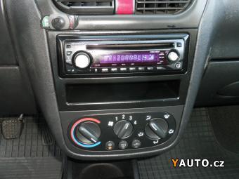 Prodám Opel Combo CNG ČR 12, 2007 NOVÁ STK