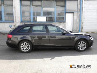 Prodám Audi A4 A4 KŮŽE NAVI XENON DPH