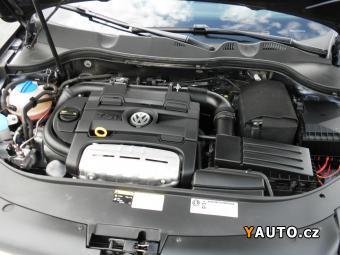Prodám Volkswagen Passat CNG NAVI TAŽNÉ