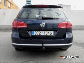 Prodám Volkswagen Passat CNG NAVI TAŽNÉ DPH