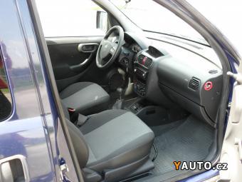 Prodám Opel Combo CNG ČR ODP. DPH