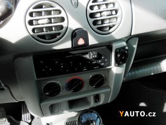 Prodám Renault Kangoo 4x4 ČR CÉBIA DPH SORTIMO