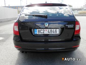Prodám Škoda Superb KŮŽE XENON COLUMBUS PARK. ASDP