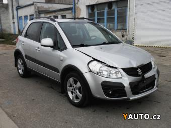 Prodám Suzuki SX4 4x4 2.0 D 99 kW ČR CÉBIA
