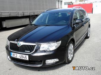 Prodám Škoda Superb KŮŽE NAVI XENON DPH
