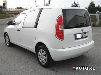 Prodám Škoda Praktik 1.2 ČR CÉBIA DPH