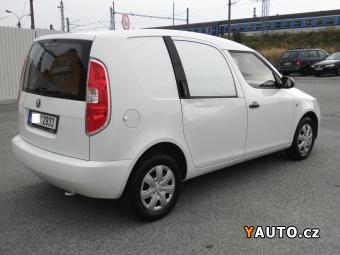 Prodám Škoda Praktik 1.2 ČR =ZAMLUVENO