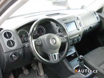 Prodám Volkswagen Tiguan 2.0 TDI ČR CEBIE TZ DPH