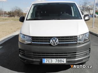 Prodám Volkswagen Transporter T6 2.0 TDI 75 kW SORTIMO DPH