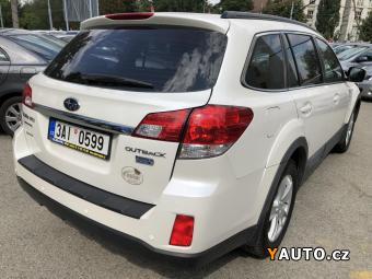 Prodám Subaru Outback 2,0d 110kW Top Stav 4x4