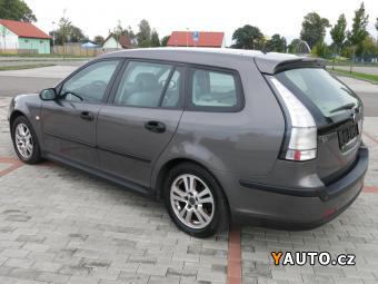 Prodám Saab 9-3 1.9 TDi Vector