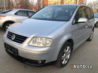 Prodám Volkswagen Touran 7. mist+Highline
