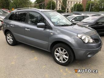Prodám Renault Koleos 4x4 + navigace