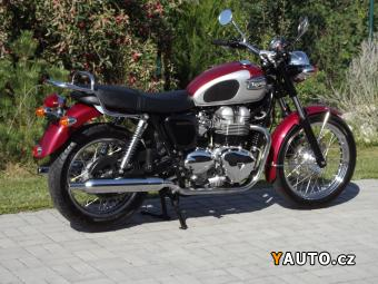 Prodám Triumph Triumph Bonneville 800