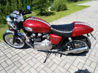 Prodám Triumph Triumph Thruxton 900