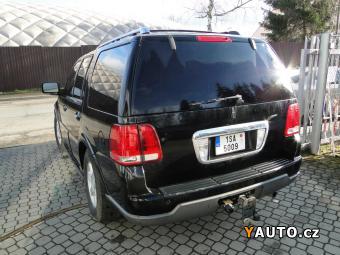 Prodám Lincoln Navigator 5,4 224kW ODPOČET DPH