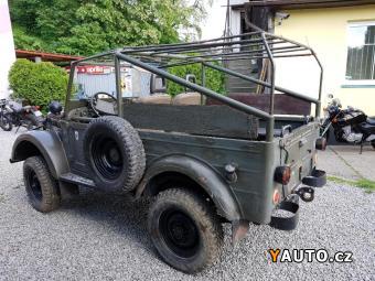 Prodám GAZ 69