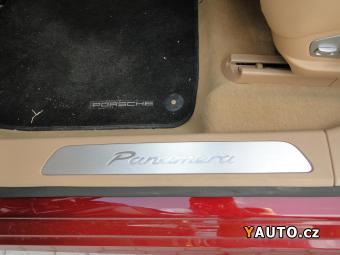 Prodám Porsche Panamera Diesel 3.0 221kW CZ 1. maj
