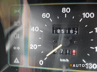 Prodám Fiat Ducato 2.5TD 75kW