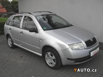 Prodám Škoda Fabia Skoda Fabia 1.4 Life, Klima, ABS