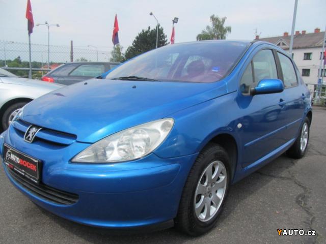 Prodám Peugeot 307 2.0 HDI KLIMATIZACE