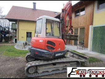Prodám Kubota KX 161-3a