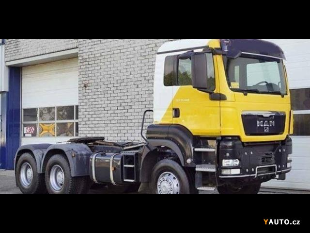 Prodám MAN TGS 33.440 6x6 Hydraulika