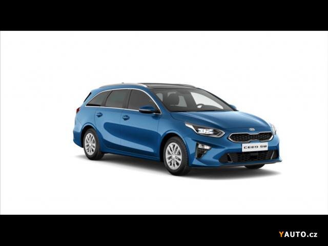 Prodám Kia Ceed 1,6 CRDi SCR EXCLUSIVE (2019)