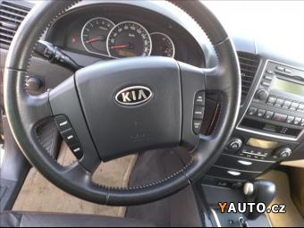 Prodám Kia Sorento 2,5 CRDI AUT. EXCLUSIVE