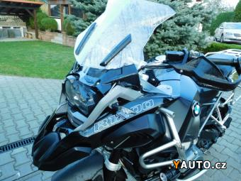 Prodám BMW R 1200 GS Adventure Triple Black