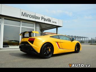 Prodám Lamborghini Gallardo LP570-4 Squadra Corse 50th
