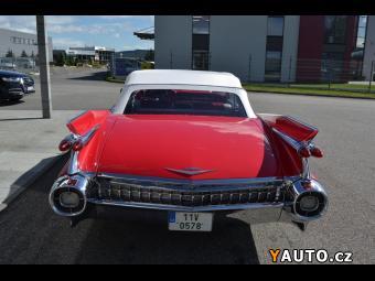 Prodám Cadillac 62 CONVERTIBLE