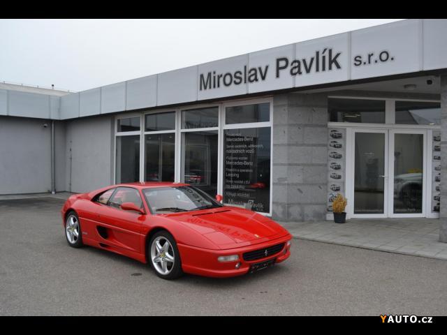 Prodám Ferrari F355 F1 Berllinetta
