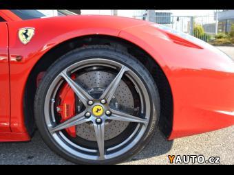 Prodám Ferrari 458 F458 ITALIA CZ, TOP STAV