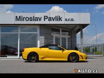Prodám Ferrari F430 SCUDERIA SPIDER 16M
