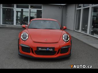 Prodám Porsche 911 GT3 RS, 991