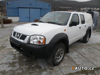 Prodám Nissan Navara 2,5 DI 4x4 12, 2003