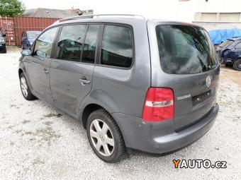 Prodám Volkswagen Touran 2,0 FSI Highline MANUAL 06, 0