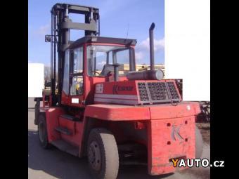 Prodám Kalmar DCD100 na 10t/5m (vzv