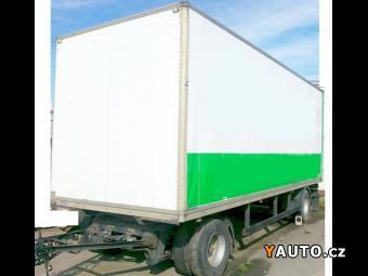 Prodám G.T.S. 40m3 6.5m skříň 15.5t