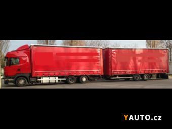 Prodám Scania Eur5 soupr. 40t +tandem