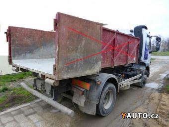 Prodám DAF 15t kontejner EUR4